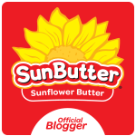 SunButter Blogger Badge