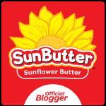 SunButter Blogger Badge